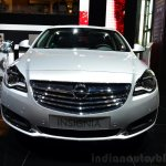 2015 Opel Insignia 2.0-litre CDTI front at the 2014 Paris Motor Show