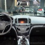 2015 Opel Insignia 2.0-litre CDTI interior at the 2014 Paris Motor Show