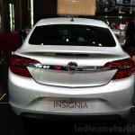 2015 Opel Insignia 2.0-litre CDTI rear at the 2014 Paris Motor Show