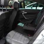 2015 Opel Insignia 2.0-litre CDTI rear seat at the 2014 Paris Motor Show