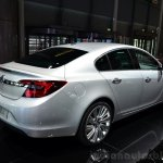 2015 Opel Insignia 2.0-litre CDTI rear three quarter at the 2014 Paris Motor Show