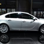 2015 Opel Insignia 2.0-litre CDTI side at the 2014 Paris Motor Show
