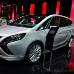 2015 Opel Zafira Tourer 2.0-litre CDTI at the 2014 Paris Motor Show
