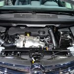 2015 Opel Zafira Tourer 2.0-litre CDTI engine at the 2014 Paris Motor Show