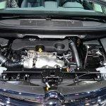 2015 Opel Zafira Tourer 2.0-litre CDTI engine at the 2014 Paris Motor Show