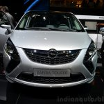 2015 Opel Zafira Tourer 2.0-litre CDTI front at the 2014 Paris Motor Show