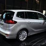 2015 Opel Zafira Tourer 2.0-litre CDTI rear three quarter at the 2014 Paris Motor Show