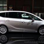 2015 Opel Zafira Tourer 2.0-litre CDTI side at the 2014 Paris Motor Show