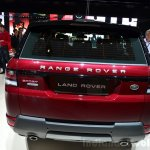 2015 Range Rover Sport rear at the 2014 Paris Motor Show