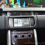 2015 Range Rover centre console at the 2014 Paris Motor Show
