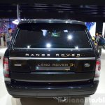 2015 Range Rover rear at the 2014 Paris Motor Show