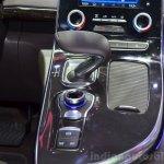 2015 Renault Espace gear lever at the 2014 Paris Motor Show
