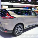 2015 Renault Espace rear three quarter at the 2014 Paris Motor Show