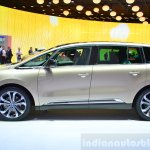 2015 Renault Espace side at the 2014 Paris Motor Show