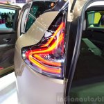 2015 Renault Espace taillight at the 2014 Paris Motor Show