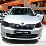 2015 Skoda Fabia Combi at the 2014 Paris Motor Show