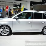 2015 Skoda Fabia Combi side view at the 2014 Paris Motor Show