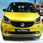 2015 Smart ForFour dual-tone front at 2014 Paris Motor Show