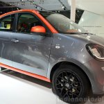 2015 Smart ForFour front three quarter at 2014 Paris Motor Show