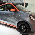 2015 Smart ForFour front three quarter at 2014 Paris Motor Show