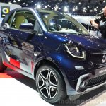 2015 Smart ForTwo at 2014 Paris Motor Show