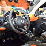 2015 Smart ForTwo dashboard at 2014 Paris Motor Show