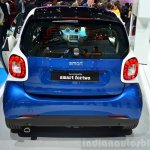 2015 Smart ForTwo dual-tone  rear at 2014 Paris Motor Show