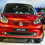 2015 Smart ForTwo front at 2014 Paris Motor Show