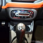 2015 Smart ForTwo gear lever at 2014 Paris Motor Show