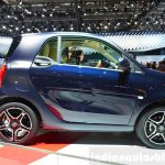 2015 Smart ForTwo profile at 2014 Paris Motor Show