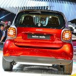 2015 Smart ForTwo rear at 2014 Paris Motor Show