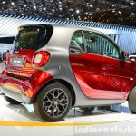 2015 Smart ForTwo rear three quarter at 2014 Paris Motor Show