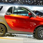 2015 Smart ForTwo side at 2014 Paris Motor Show