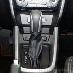 2015 Suzuki Vitara gear knob at the 2014 Paris Motor Show
