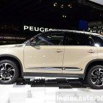 2015 Suzuki Vitara profile at the 2014 Paris Motor Show