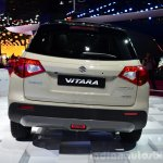 2015 Suzuki Vitara rear at the 2014 Paris Motor Show