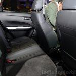 2015 Suzuki Vitara seats at the 2014 Paris Motor Show