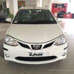 2015 Toyota Etios Liva facelift front