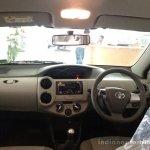 2015 Toyota Etios Liva facelift interior