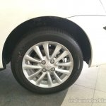 2015 Toyota Etios Liva facelift wheel