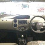 2015 Toyota Etios facelift interior
