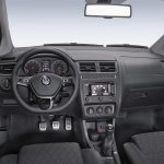 2015 VW CrossFox interior
