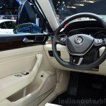 2015 VW Passat A-Pillar at the 2014 Paris Motor Show