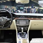 2015 VW Passat dashboard at the 2014 Paris Motor Show