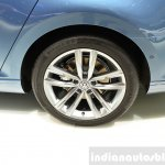 2015 VW Passat wheel at the 2014 Paris Motor Show