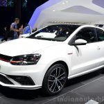 2015 VW Polo GTI at the 2014 Paris Motor Show
