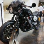 2015 Yamaha XJR1300 Racer at INTERMOT 2014