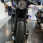 2015 Yamaha XJR1300 Racer front at INTERMOT 2014
