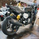 2015 Yamaha XJR1300 Racer rear three quarters at INTERMOT 2014