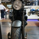 2015 Yamaha XJR1300 front at INTERMOT 2014
